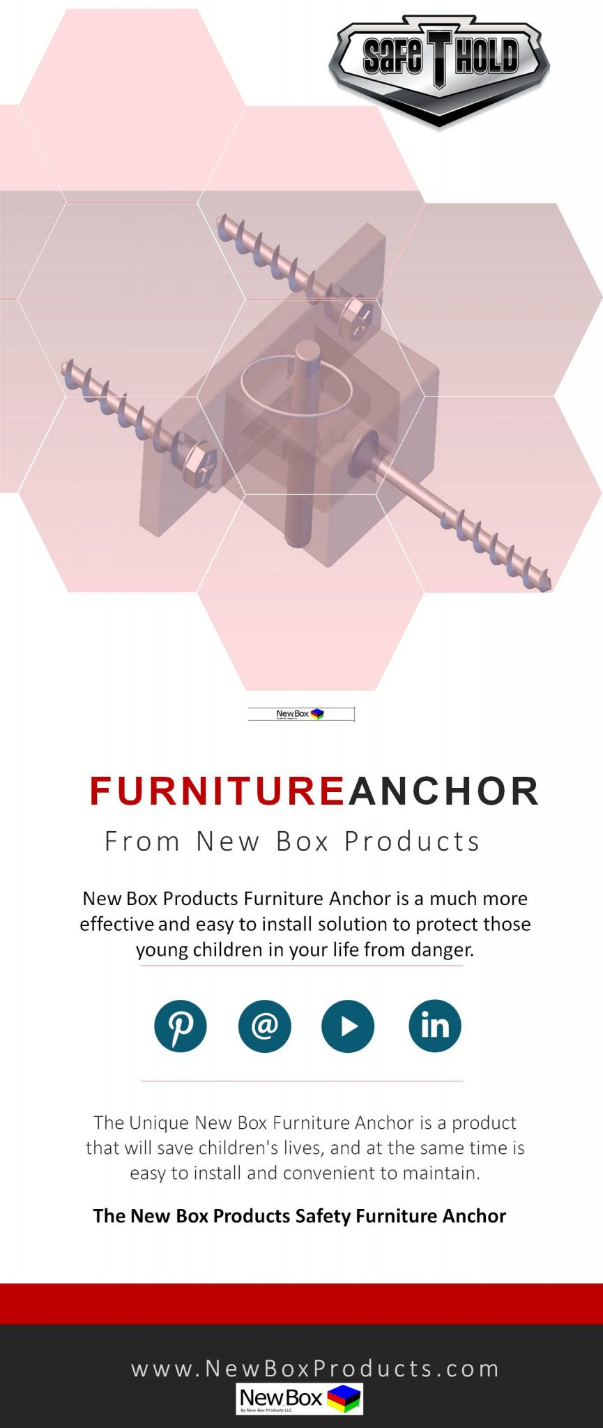 anchored furnature would have been safe with Safe-T-Hold from New Box Systems